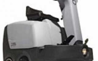 Подметальные машины Nilfisk: устройство, модельный ряд, характеристики, фото