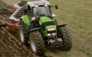 Трактора Дойц Фар (Deutz Fahr) — модели их характеристики, видео