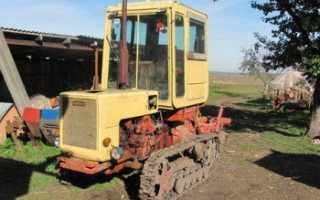 Трактор Т-70 — особенности конструкции и сфера применения