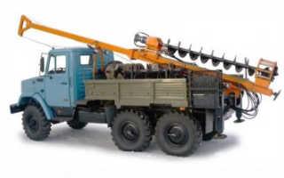 Буровая установка БГМ 1: технические характеристики, фото, видео, модификации