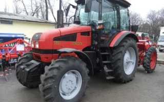 Трактора Беларус МТЗ 1523 — технические характеристики, видео