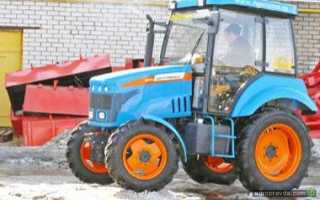 Трактор Агромаш 30ТК — универсал для приусадебного хозяйства