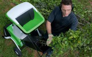 Измельчитель садовый электрический: описание, технические характеристики