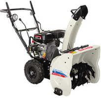 Снегоуборочные машины Интерскол СМБ-550 и СМБ-650Э: технические характеристики, фото и видео