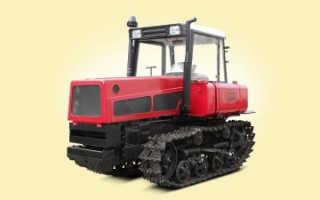Технические характеристики, устройство, фото и видео трактора ДТ-75 и его модификаций