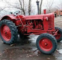 Трактор МТЗ-1 и МТЗ-2 — классика тракторного машиностроения