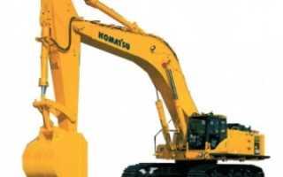 Обзор одноковшевых экскаваторов с прямой лопатой: производители, фото, видео, технические характеристики