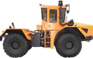 Трактор К-710: технические характеристики