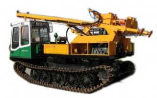 Буровая установка УРБ-4Т: назначение, особенности, технические характеристики, фото и видео
