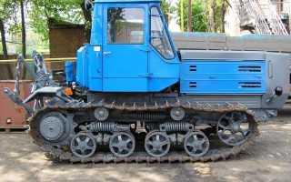 Колесный и гусеничный тракторы ХТЗ Т-150: устройство, технические характеристики, фото и видео