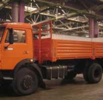 КАМАЗ 43253 зерновоз: технические характеристики, цена, отзывы, видео