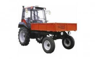 Колесные, гусеничные и мини-трактора ВТЗ: технические характеристики, особенности, фото и видео