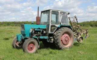 Трактор ЮМЗ-6: технические характеристики, устройство, схема, фото и видео