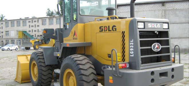 Погрузчик SDLG LG933L. Технические характеристики, цены и устройство