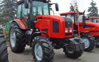 Трактор МТЗ-2022 — универсальная модель общего назначения