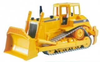 Гусеничные и колесные бульдозеры CAT: особенности, технические характеристики, серии