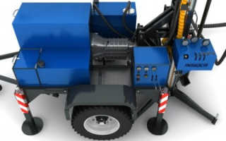 Малогабаритные буровые установки ТМ-80: модификации, технические характеристики, фото и видео