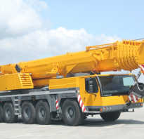Liebherr LTM 1200. Технические характеристики, цены и устройство