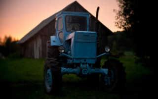 Конструктивные особенности, характеристики и модельный ряд тракторов Т-40