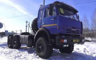 КамАЗ 44108 (седельный тягач): технические характеристики, фото, цена, грузоподьемность, видео