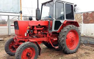 Трактор ЮМЗ-6 — модель с 55-летним рабочим стажем