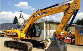 JCB 200: технические характеристики, особенности, цена