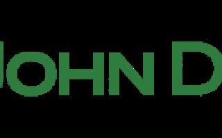 Комбайн John Deere 1075 — техника 80-х с современным функционалом