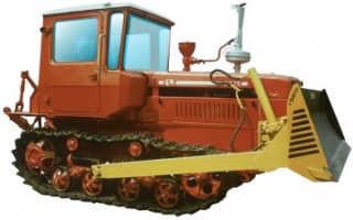 Гусеничный бульдозер ДЗ-42 и его модификация ДЗ-42Г: технические характеристики, фото и видео