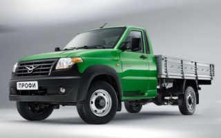 УАЗ Профи: Грузоподъемность и технические характеристики. Топтехник