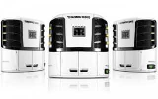 Рефрижераторы Тhermo King (термокинг): серии, технические характеристики, фото и видео
