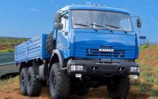 КамАЗ 43114: технические характеристики (силового агрегата, трансмиссии, электрика), цена, фото, видео работы и устройство