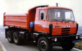 Tatra (Татра) 815: технические характеристики, отзывы, фото, цена