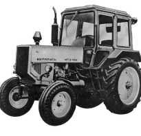 Трактор МТЗ-100 — легендарный агрегат