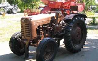 Трактор ДТ-20 ХТЗ: технические характеристики, устройство, навесное оборудование, фото и видео