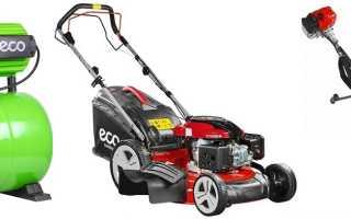 Электрические газонокосилки Efco: характеристики популярных моделей, особенности и фото