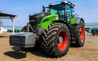 Трактора «Фендт»: модельный ряд