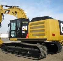 Экскаватор Cat 336. Технические характеристики и аналоги
