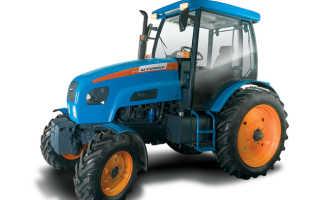 Трактор Агромаш 85ТК — колесный вариант фермерского универсала