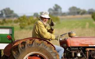 Права на трактор — Как получить и где учиться