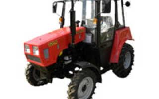 МТЗ-320.4: технические характеристики