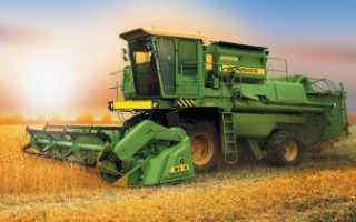 Зерноуборочный комбайн Дон 1500 и его модификации: технические характеристики, устройство, фото и видео