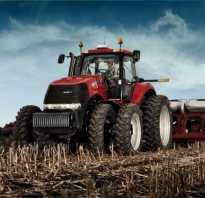 Трактор Кейс (Case), описание модельного ряда и область применения