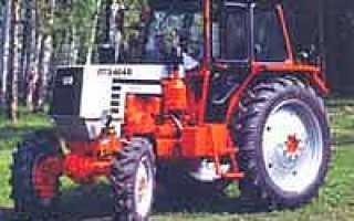 Технические характеристики, фото и видео трактора ЛТЗ-60 и его модификаций ЛТЗ-60АБ и ЛТЗ-60АВ