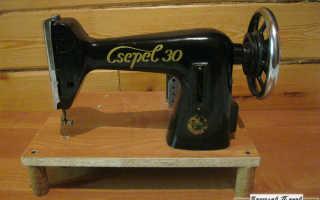 Электролобзик своими руками на основе швейной машинки