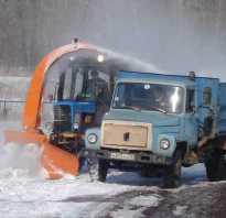 Снегоуборка — навесное для уборки снега трактором, изготовление