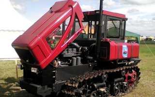 Трактор ДТ-75 Казахстан: Технические характеристики . Топтехник.ру