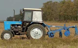 Вспашка земли, устройство плугов на трактор, регулировка, настройка