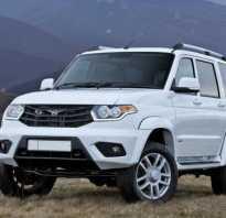 УАЗ «Патриот»: реальный расход топлива на 100 км