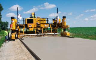 Gomaco GHP 2800. Технические характеристики, цены и устройство