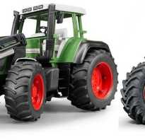 Тракторы Fendt 1000 Vario: обзор серии